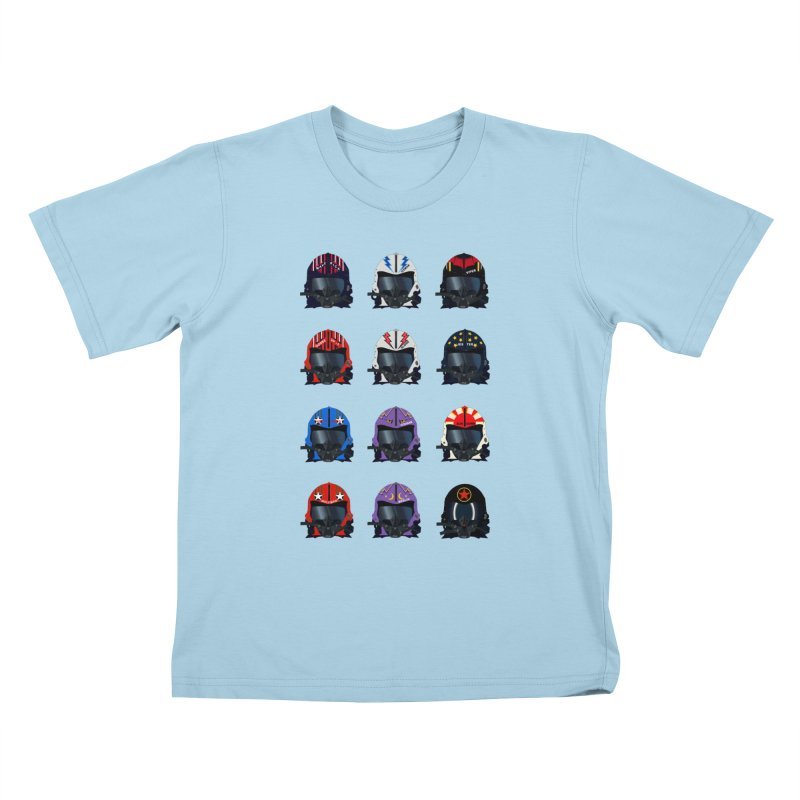 The Best of the Best Kids T-Shirt by chevsy's Artist Shop