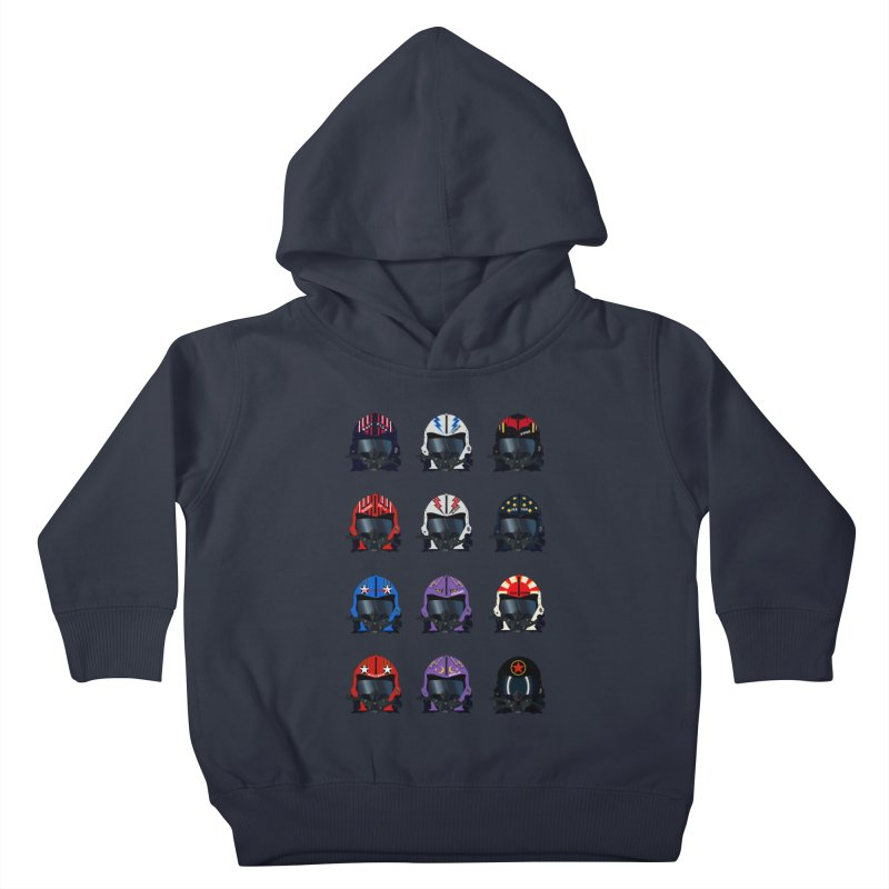 The Best of the Best Kids Toddler Pullover Hoody by chevsy's Artist Shop