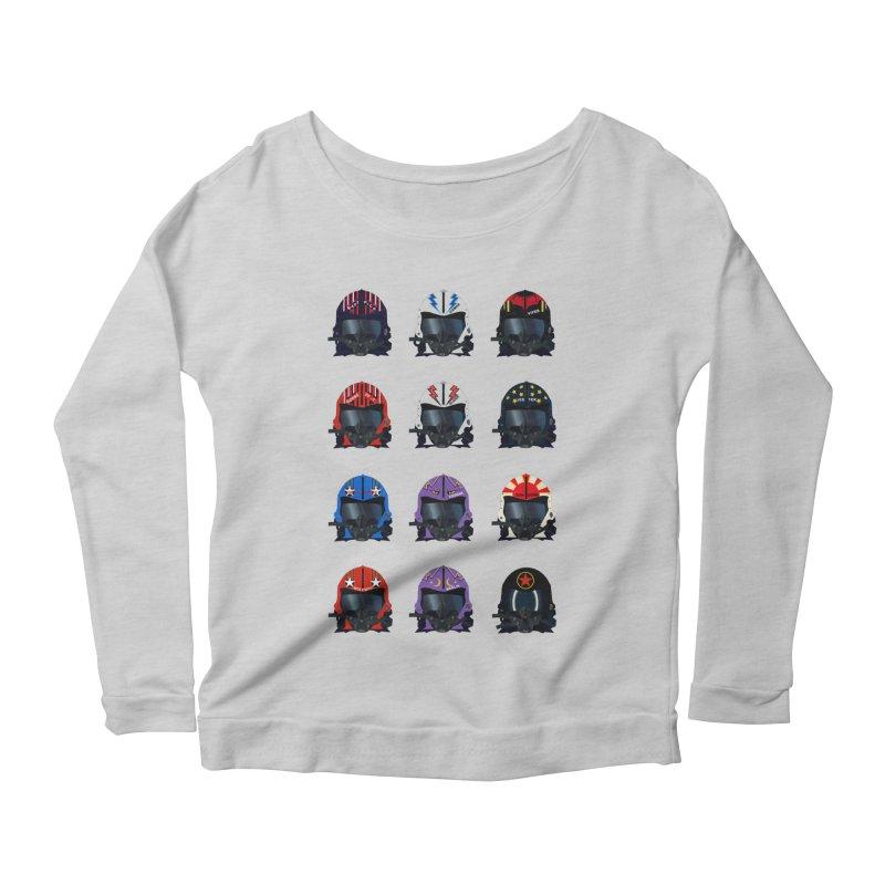 The Best of the Best Women's Scoop Neck Longsleeve T-Shirt by chevsy's Artist Shop
