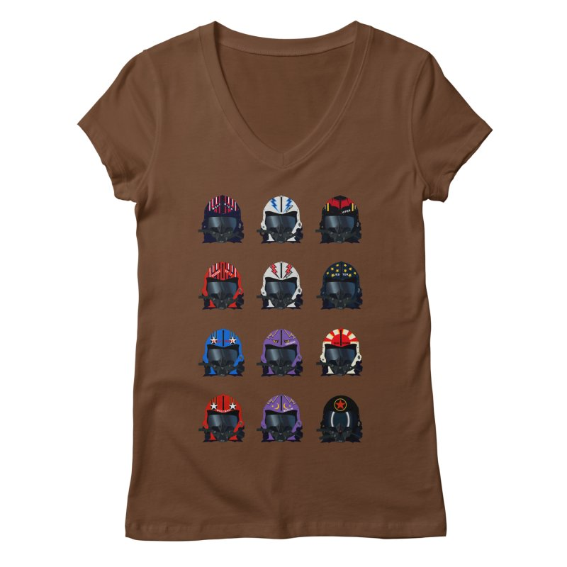 The Best of the Best Women's V-Neck by chevsy's Artist Shop