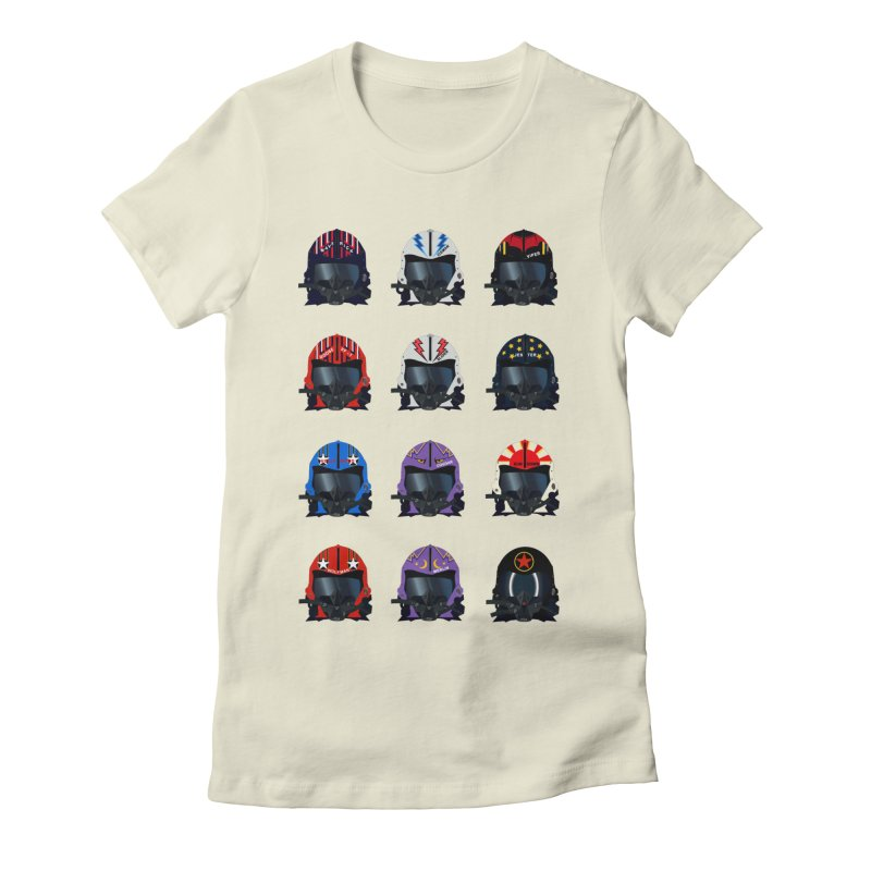 The Best of the Best Women's Fitted T-Shirt by chevsy's Artist Shop