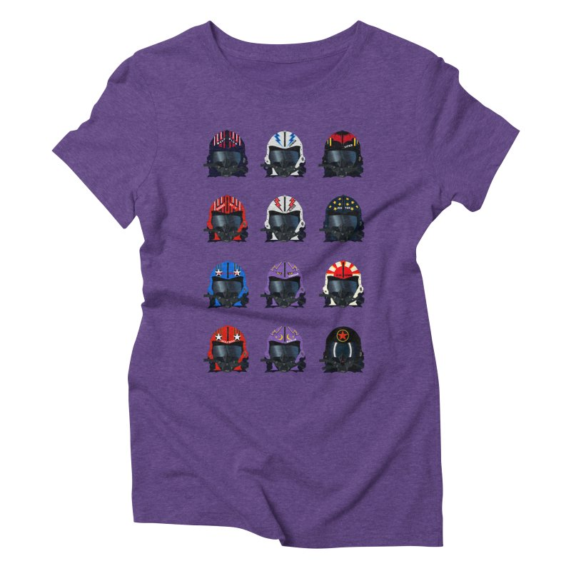 The Best of the Best Women's Triblend T-Shirt by chevsy's Artist Shop