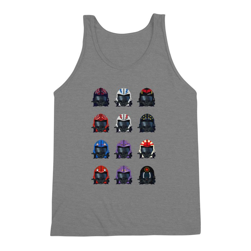 The Best of the Best Men's Triblend Tank by chevsy's Artist Shop