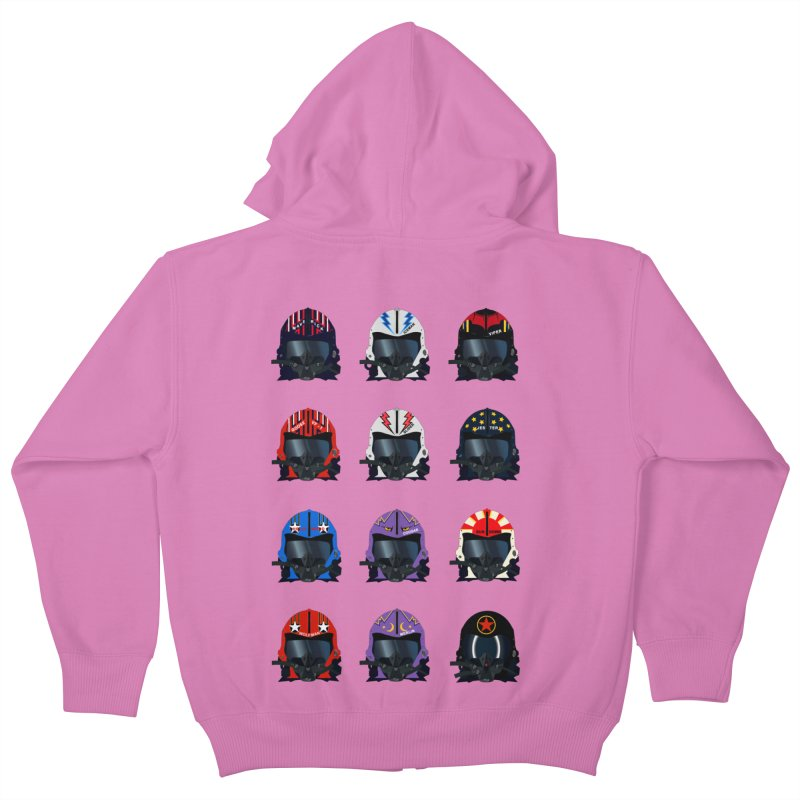 The Best of the Best Kids Zip-Up Hoody by chevsy's Artist Shop