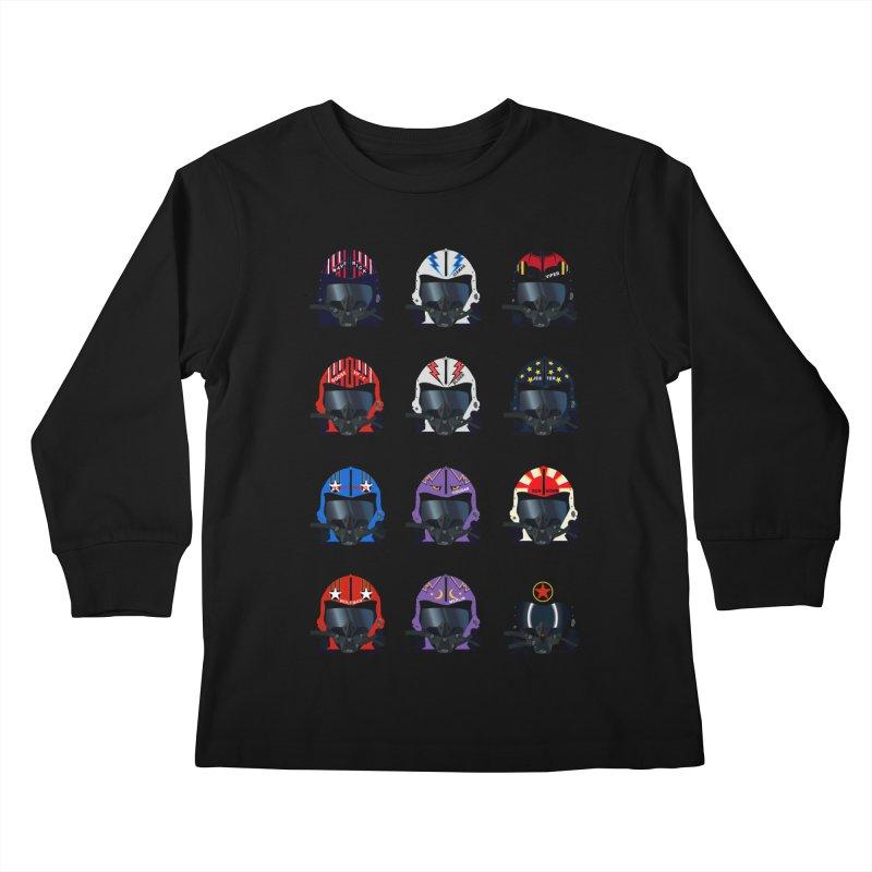 The Best of the Best Kids Longsleeve T-Shirt by chevsy's Artist Shop