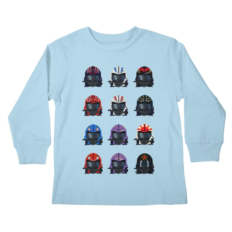 The Best of the Best Kids Longsleeve T-Shirt by chevsy's Artist Shop