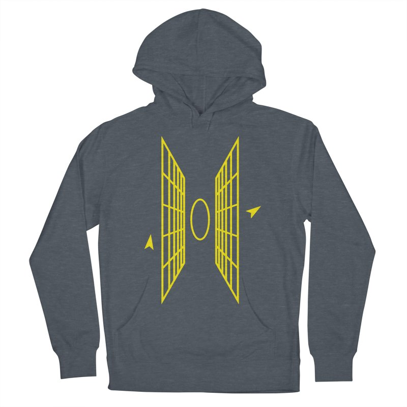 In My Sights Women's French Terry Pullover Hoody by chevsy's Artist Shop