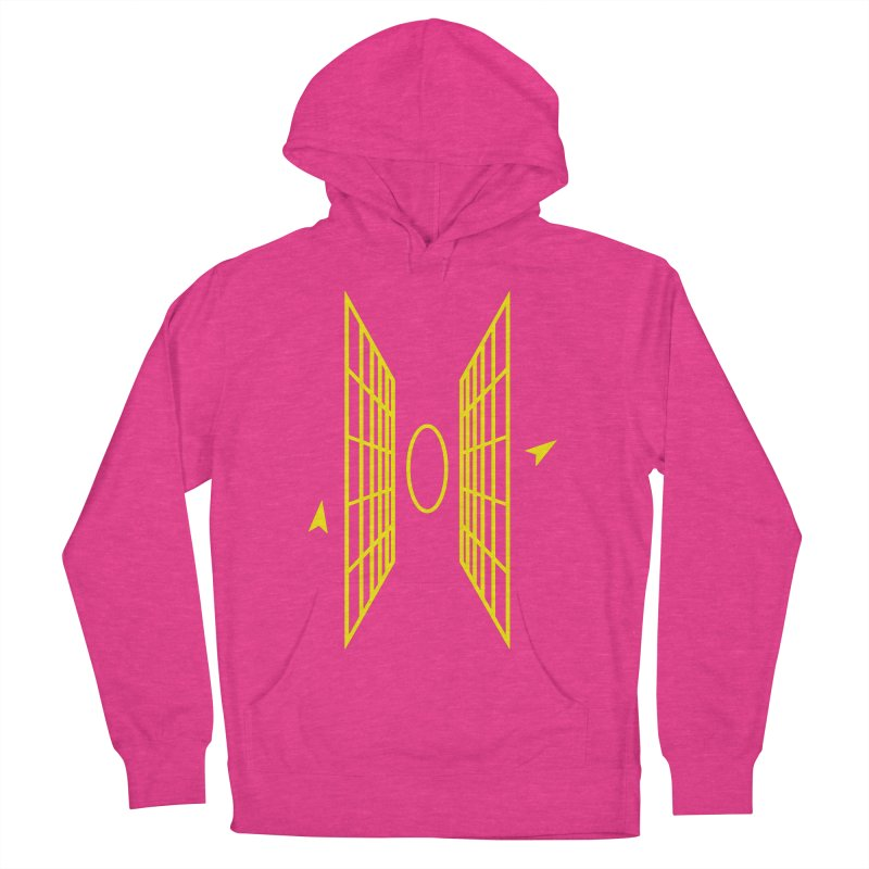 In My Sights Men's French Terry Pullover Hoody by chevsy's Artist Shop