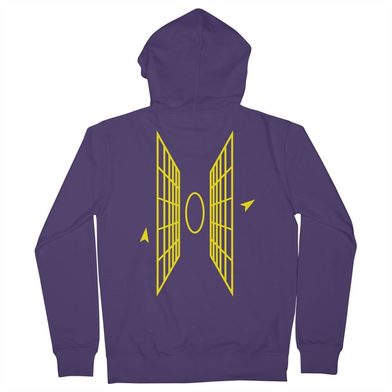 In My Sights Women's French Terry Zip-Up Hoody by chevsy's Artist Shop