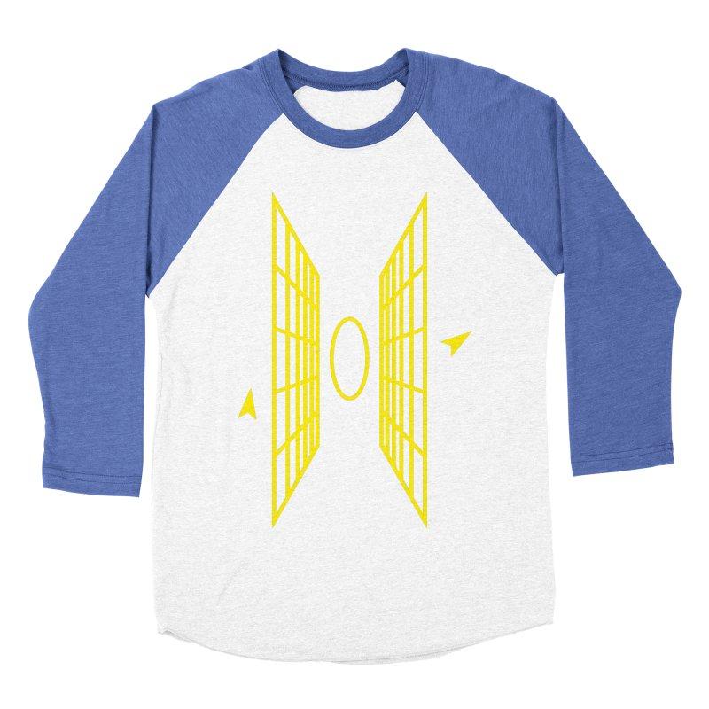 In My Sights Men's Baseball Triblend Longsleeve T-Shirt by chevsy's Artist Shop