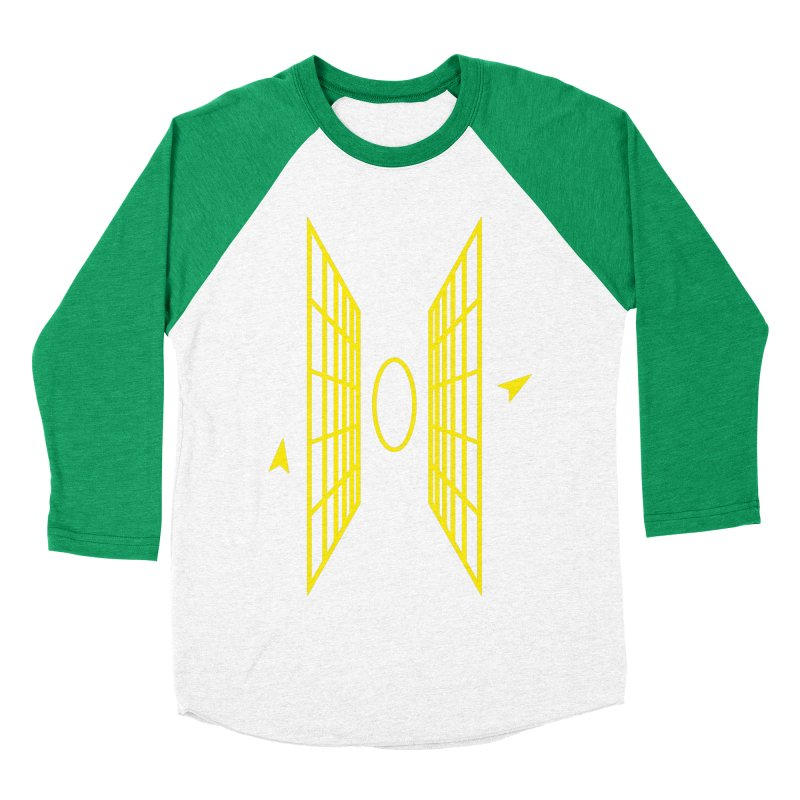 In My Sights Men's Baseball Triblend T-Shirt by chevsy's Artist Shop
