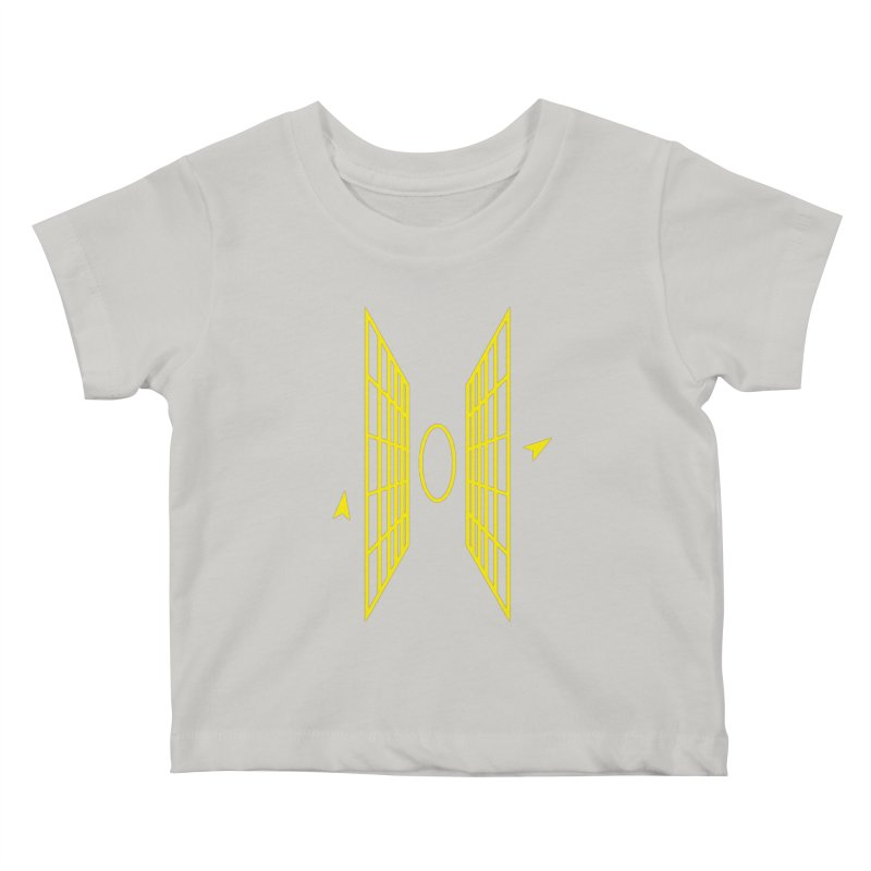 In My Sights Kids Baby T-Shirt by chevsy's Artist Shop