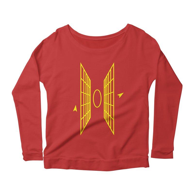 In My Sights Women's Scoop Neck Longsleeve T-Shirt by chevsy's Artist Shop