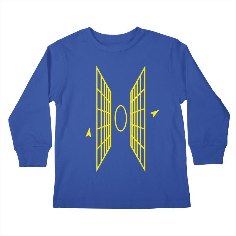 In My Sights Kids Longsleeve T-Shirt by chevsy's Artist Shop