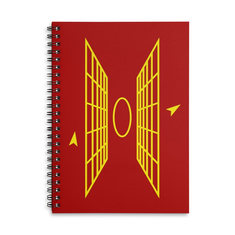 In My Sights Accessories Lined Spiral Notebook by chevsy's Artist Shop
