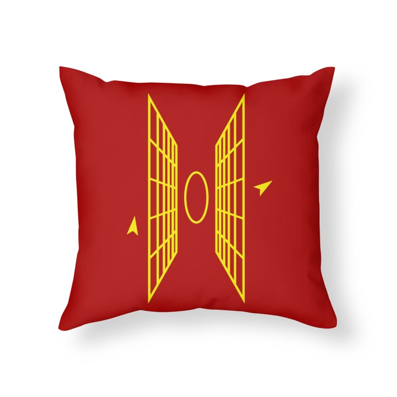 In My Sights Home Throw Pillow by chevsy's Artist Shop