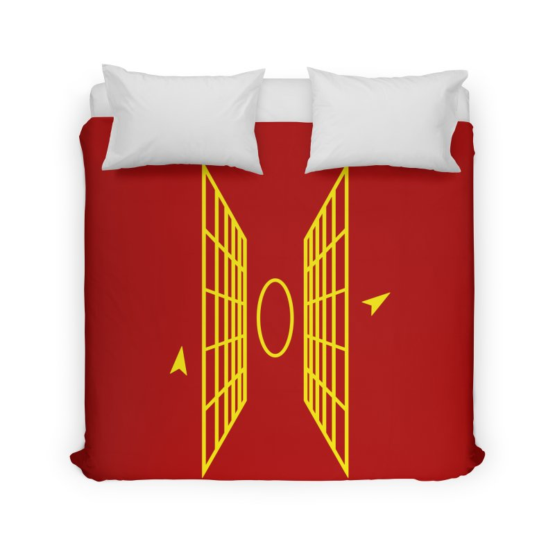 In My Sights Home Duvet by chevsy's Artist Shop