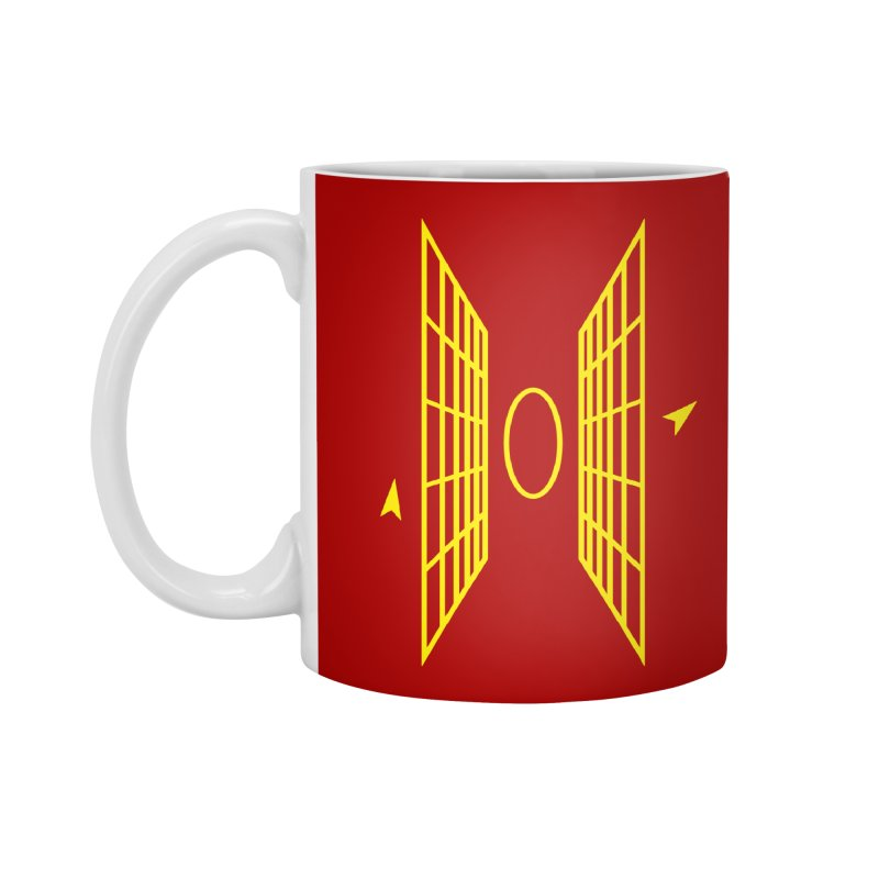 In My Sights Accessories Standard Mug by chevsy's Artist Shop