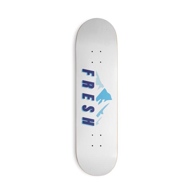 A BREATH OF FRESH AIR Accessories Skateboard by chevsy's Artist Shop
