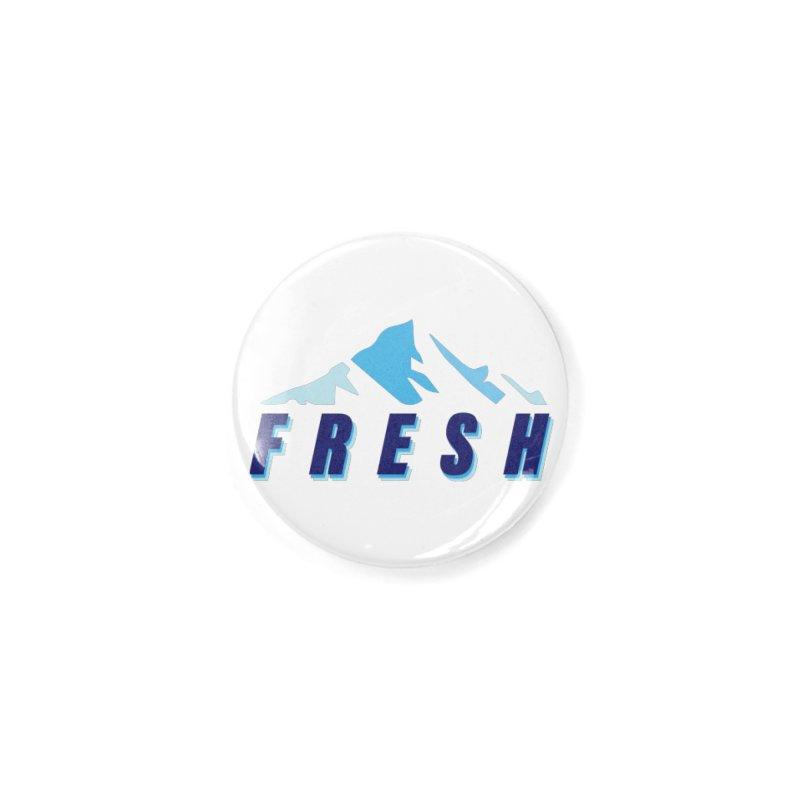 A BREATH OF FRESH AIR Accessories Button by chevsy's Artist Shop