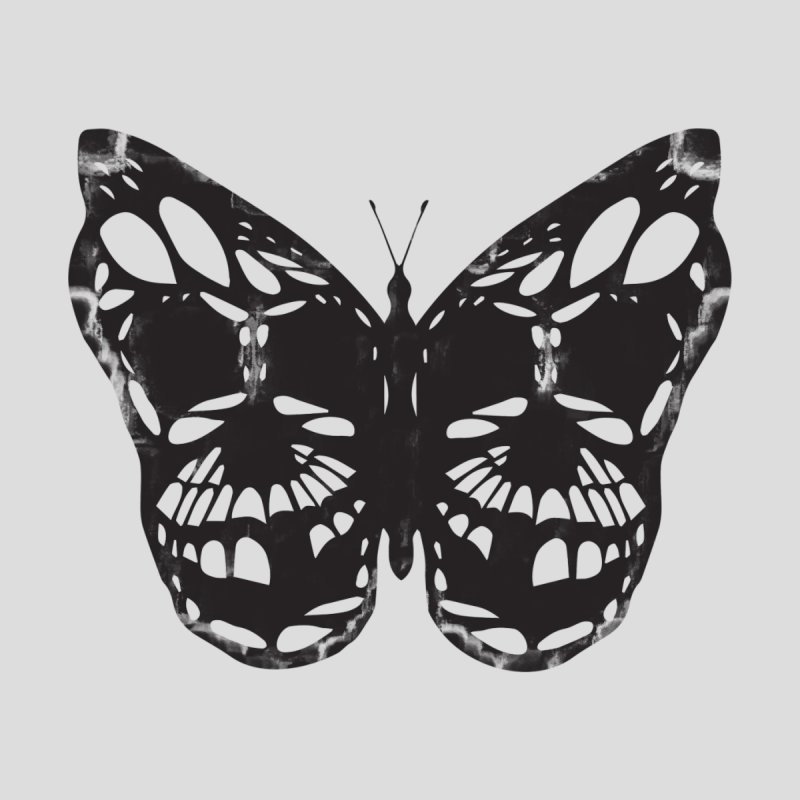 Butterfly of Death Men's Tank by chevsy's Artist Shop