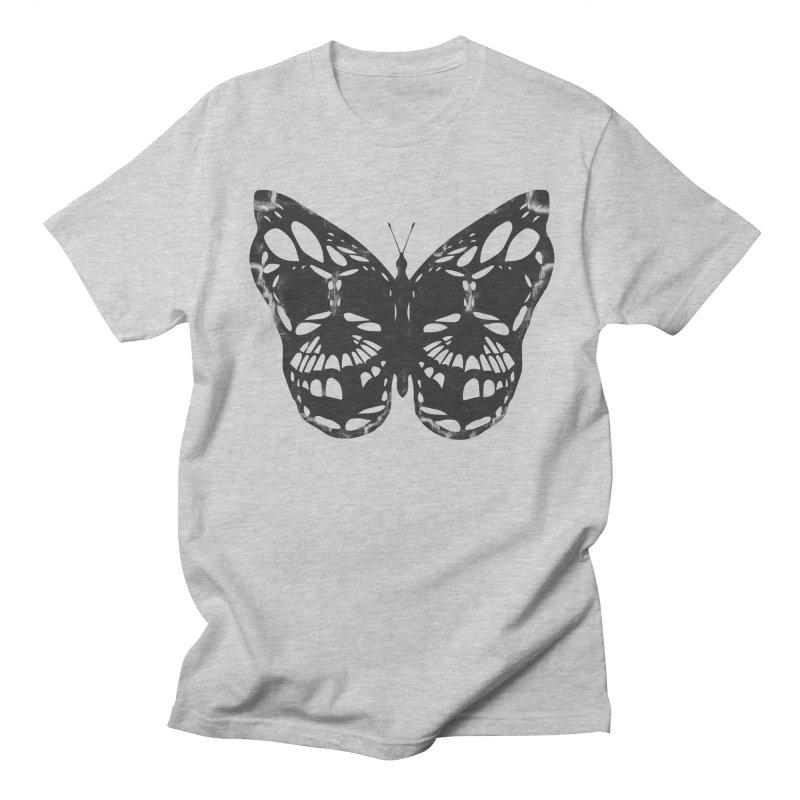 Butterfly of Death Men's Regular T-Shirt by chevsy's Artist Shop