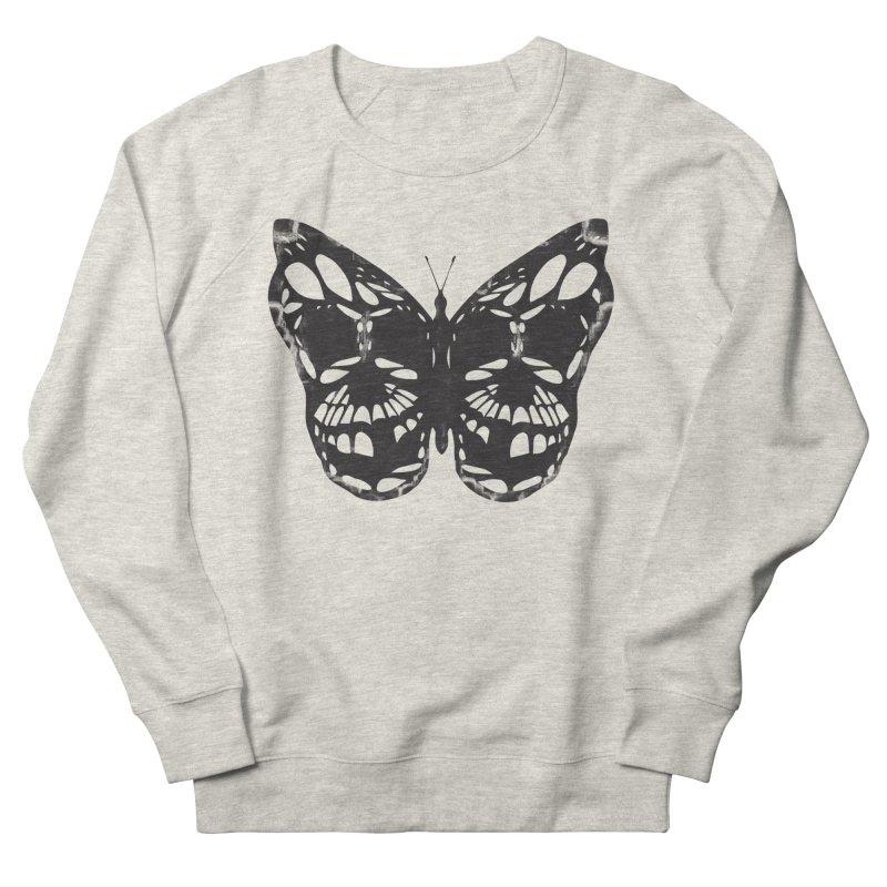 Butterfly of Death Women's Sweatshirt by chevsy's Artist Shop