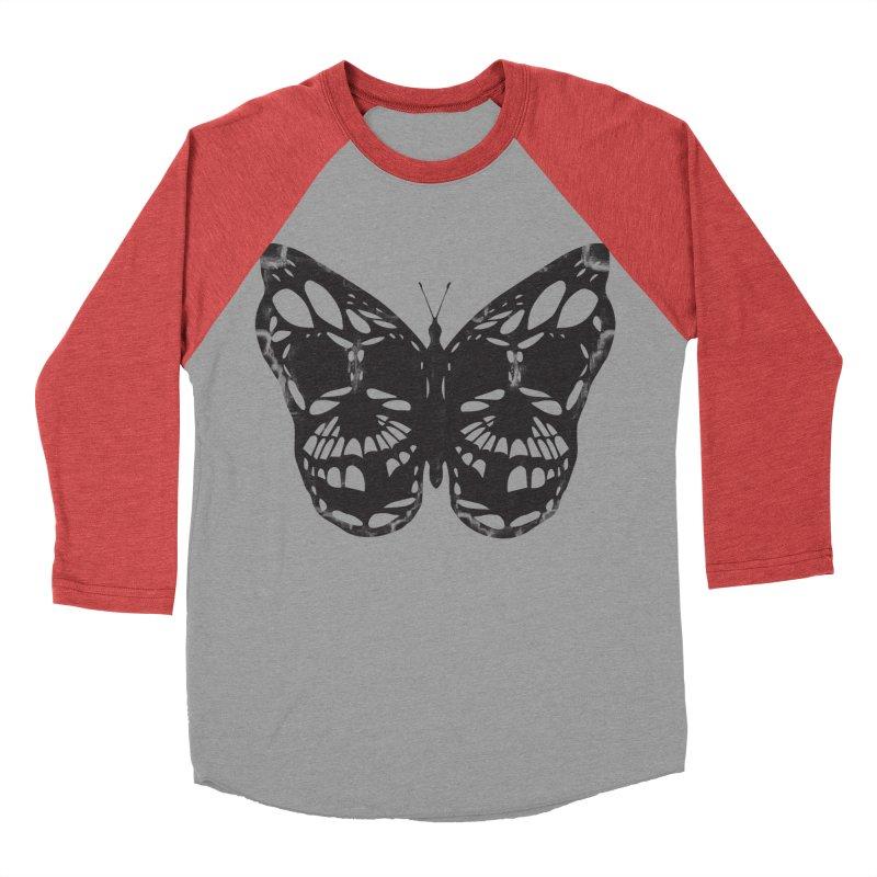 Butterfly of Death Men's Longsleeve T-Shirt by chevsy's Artist Shop