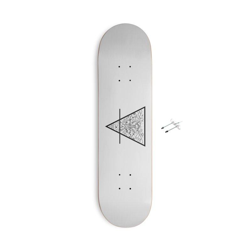 Terra Accessories Skateboard by chevsy's Artist Shop