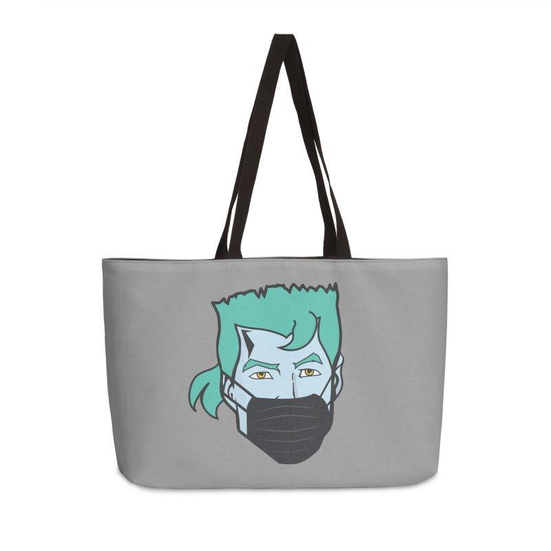 Captain Anti COVID-19 Accessories Bag by chevsy's Artist Shop