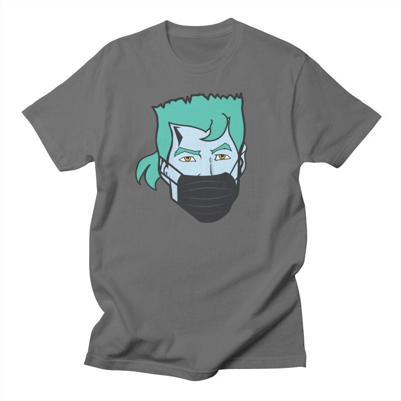 Captain Anti COVID-19 Men's T-Shirt by chevsy's Artist Shop