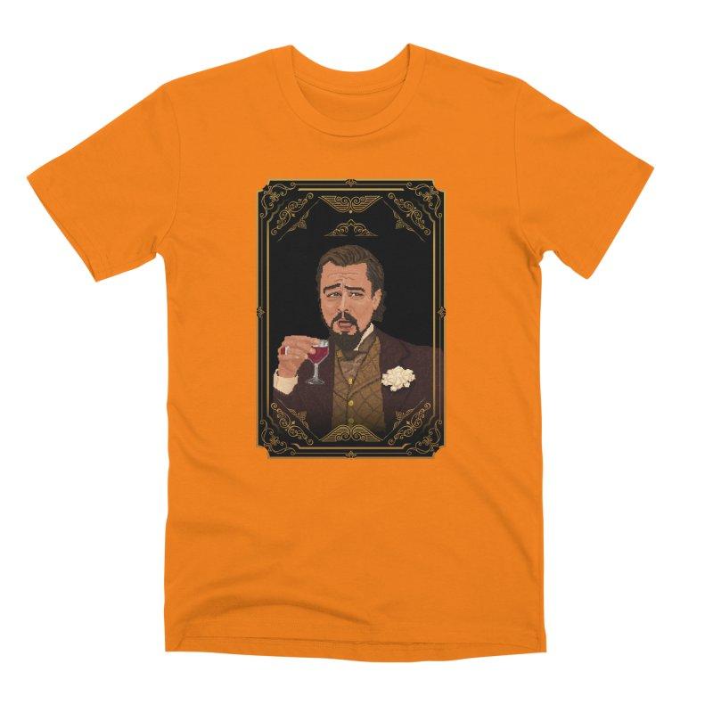 TWO WEEKS IN BOSTON Men's T-Shirt by chevsy's Artist Shop