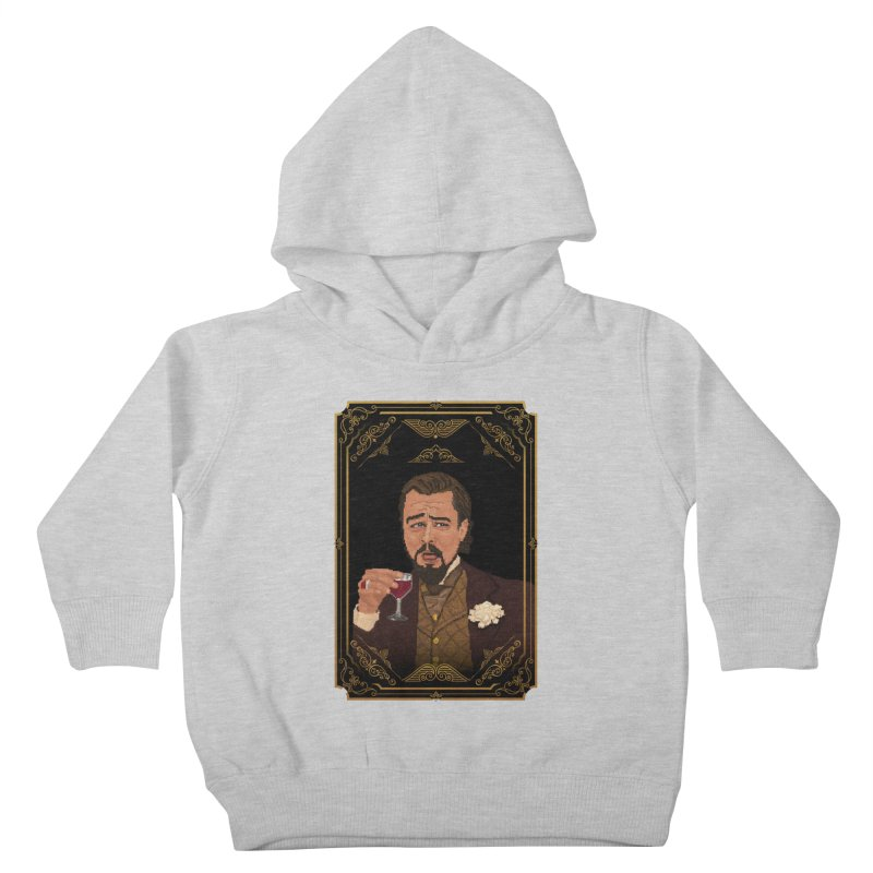 TWO WEEKS IN BOSTON Kids Toddler Pullover Hoody by chevsy's Artist Shop