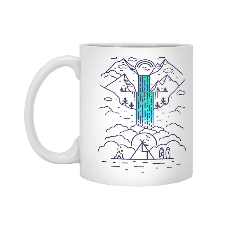 Nature's Daydream Accessories Standard Mug by chevsy's Artist Shop
