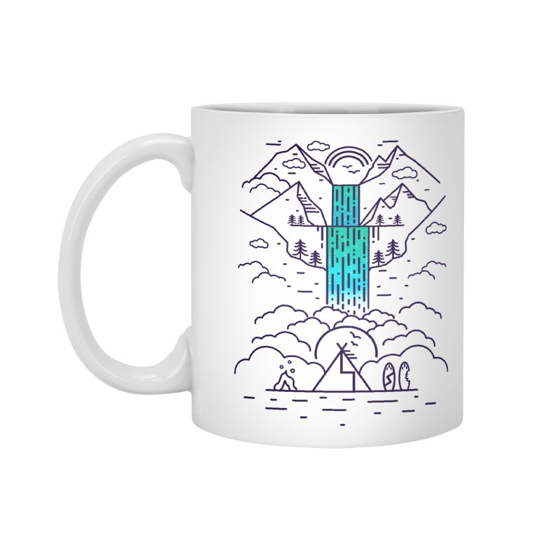 Nature's Daydream Accessories Mug by chevsy's Artist Shop