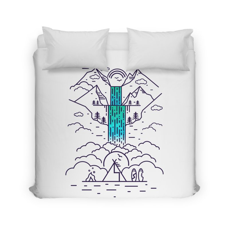 Nature's Daydream Home Duvet by chevsy's Artist Shop