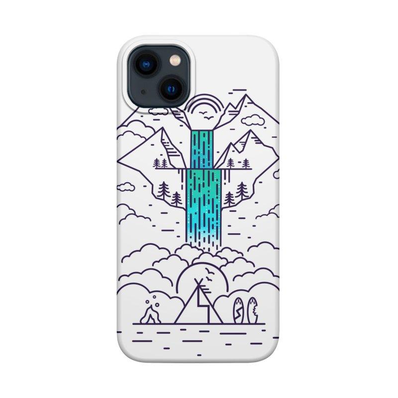 Nature's Daydream Accessories Phone Case by chevsy's Artist Shop