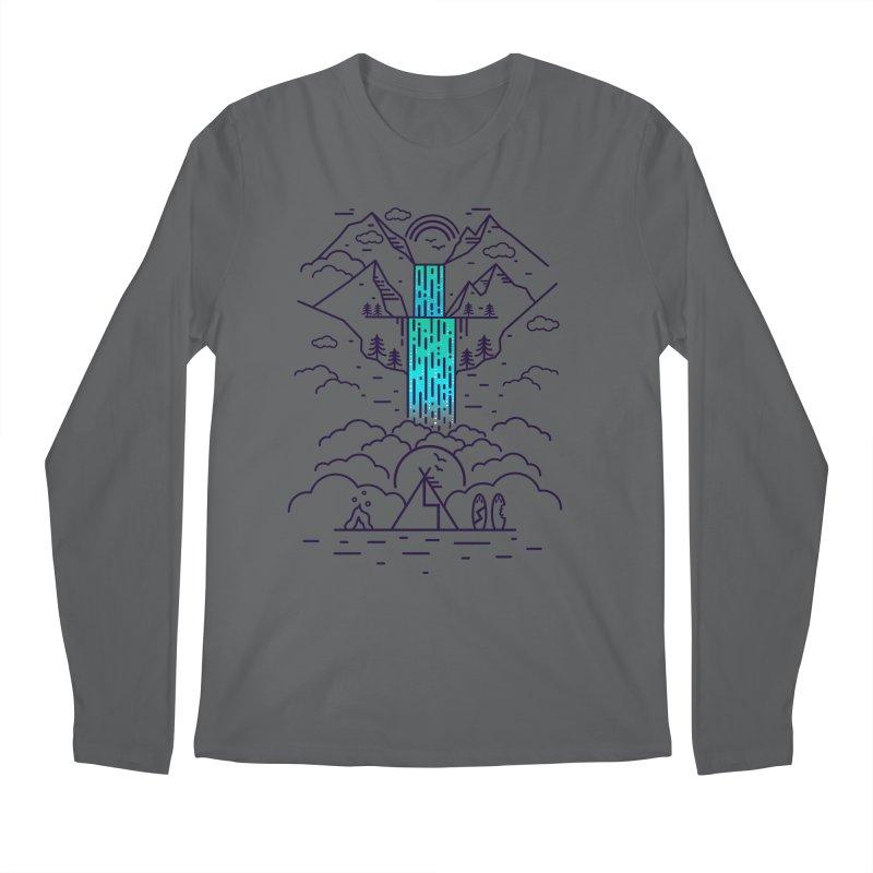 Nature's Daydream Men's Longsleeve T-Shirt by chevsy's Artist Shop