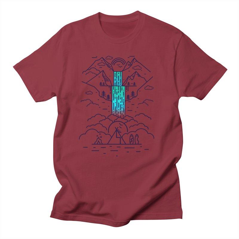 Nature's Daydream Women's Regular Unisex T-Shirt by chevsy's Artist Shop