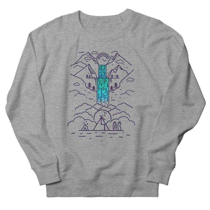 Nature's Daydream Women's French Terry Sweatshirt by chevsy's Artist Shop