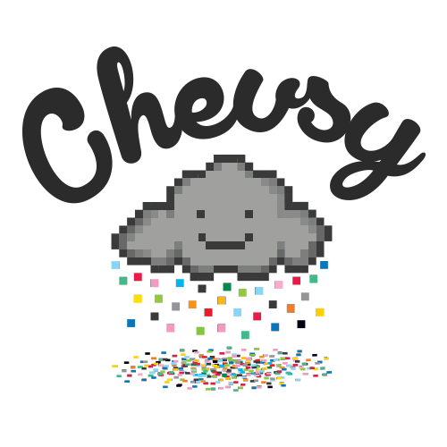 chevsy's Artist Shop Logo