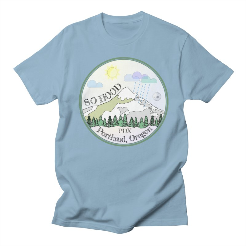 Mt. Hood [Day] Women's Unisex T-Shirt by Northern Limit