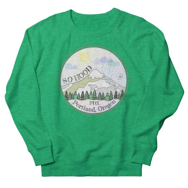 Mt. Hood [Day] Women's Sweatshirt by Northern Limit