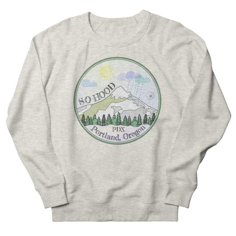 Mt. Hood [Day] Men's Sweatshirt by Northern Limit