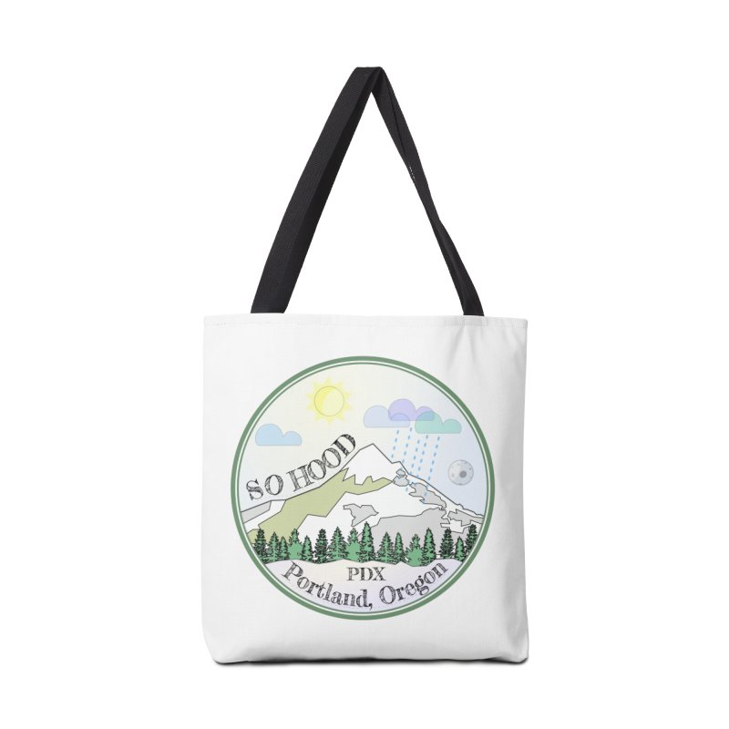 Mt. Hood [Day] Accessories Bag by Northern Limit