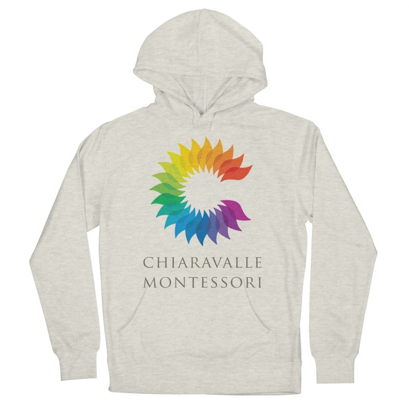 Chiaravalle Montessori - Light Women's Pullover Hoody by Chiaravalle Montessori Spirit Shop