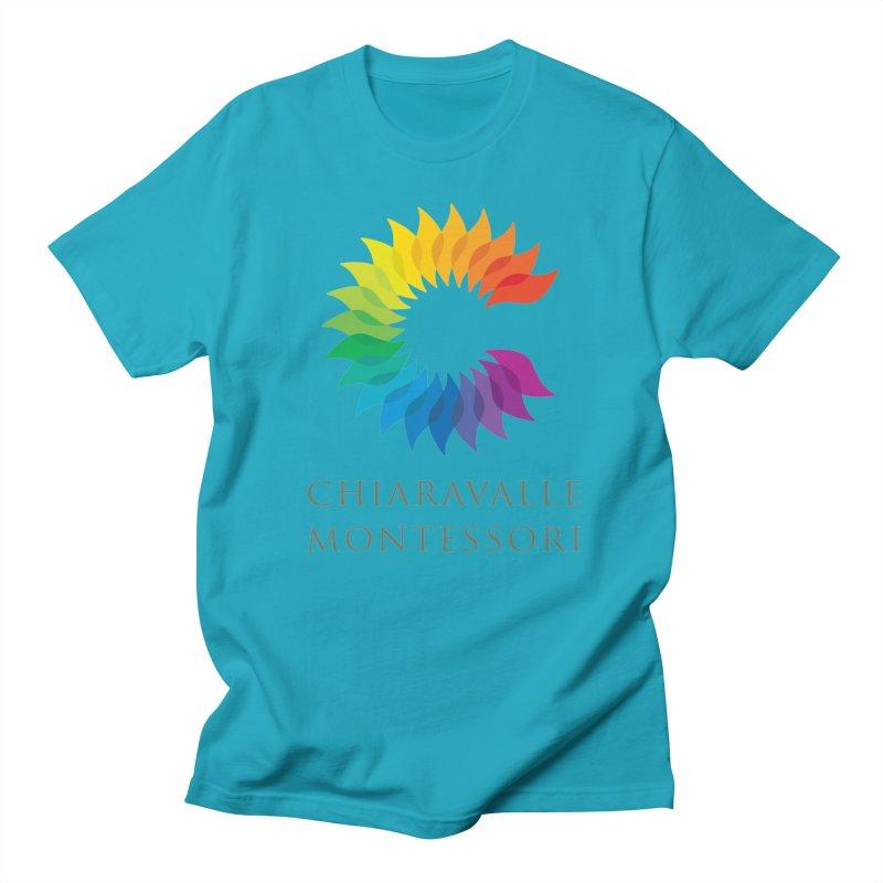 Chiaravalle Montessori - Light Men's T-Shirt by Chiaravalle Montessori Spirit Shop