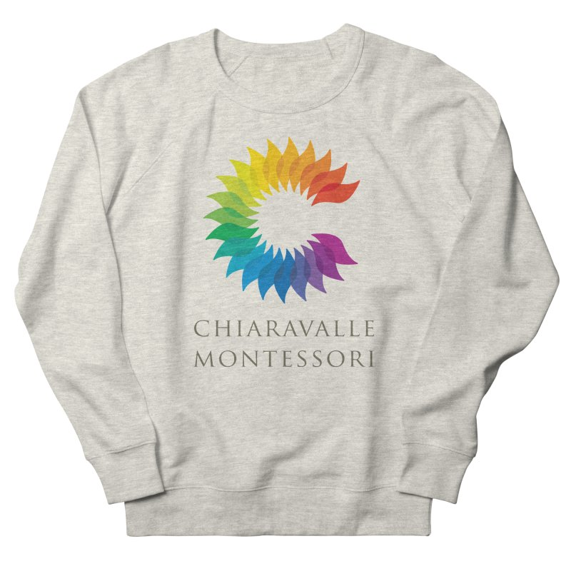 Chiaravalle Montessori - Light Women's Sweatshirt by Chiaravalle Montessori Spirit Shop