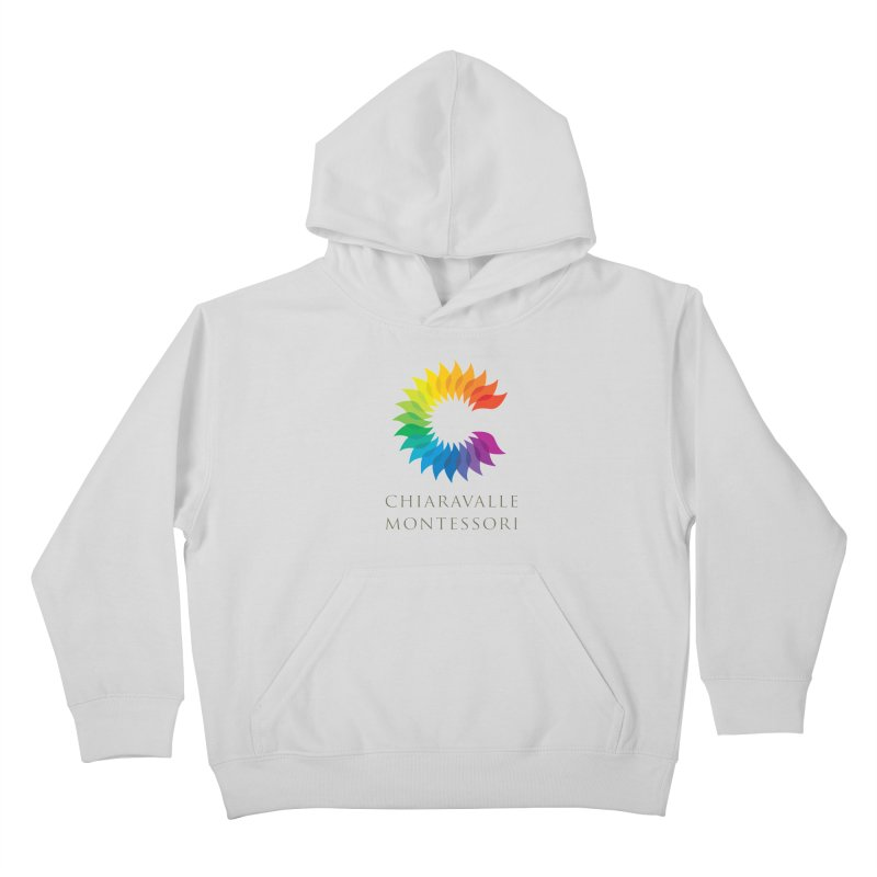 Chiaravalle Montessori - Light Kids Pullover Hoody by Chiaravalle Montessori Spirit Shop