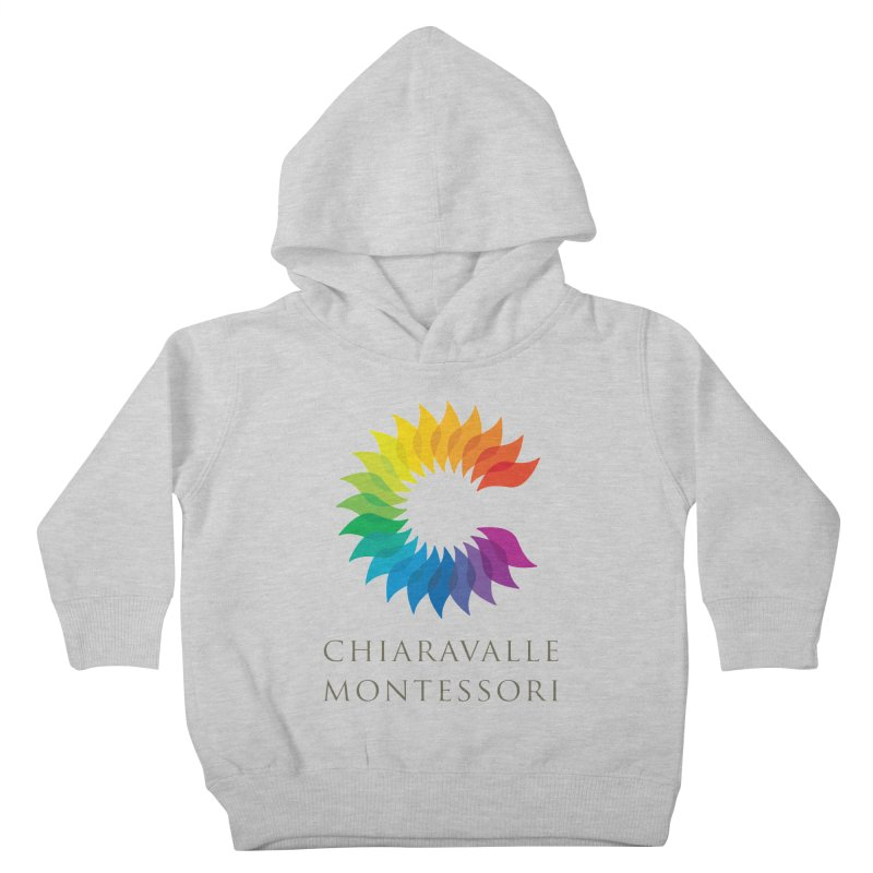 Chiaravalle Montessori - Light Kids Toddler Pullover Hoody by Chiaravalle Montessori Spirit Shop